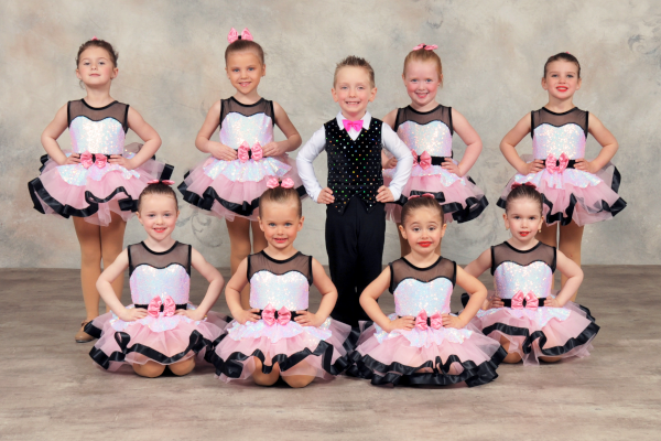 tap contemporary jazz dance